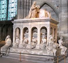 tomb st denis france basilica saint denis
