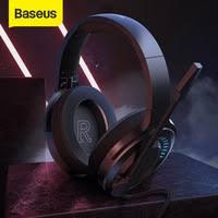 <b>Baseus</b> D05 3D Стерео Игровые <b>наушники</b> USB/<b>Type</b>-<b>C</b> цветной...
