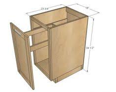how to make kitchen cabinets: how to build kitchen cabinets this plan is for an quot wide full overlay