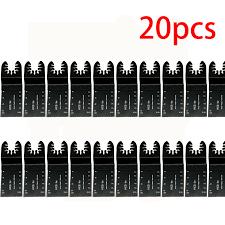 <b>20pcs Multi Function</b> Bi metal Precision <b>Saw Blade</b> Oscillating ...