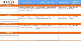 the complete guide to choosing a content calendar hubspot calendar