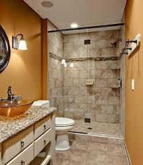 elegant bathroom glass fronted walk view in gallery smart modern bath with frameless glass shower door