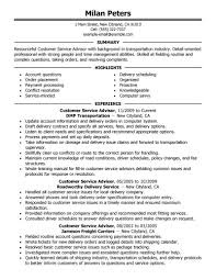 example cv customer service advisor resume templates example cv customer service advisor resume templates professional cv format