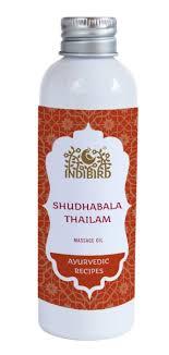 Indibird, <b>Масло Шудхабала Тайлам</b> (<b>Shudhabala</b> Thailam Oil) при ...