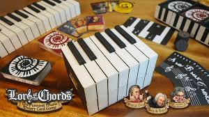 Lord of the Chords: The Punniest <b>Music</b> Theory Card <b>Game</b>! by ...