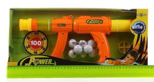 <b>Игрушечное оружие Toy</b> Target Power Blaster 22012: купить за ...