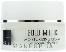 Dr. Kadir Gold <b>Matrix</b> Moisturizing <b>Cream</b> - <b>Увлажняющий крем</b> для ...