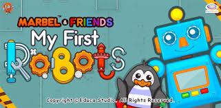 Marbel <b>Robots</b> - My First <b>Toys</b> - Apps on Google Play