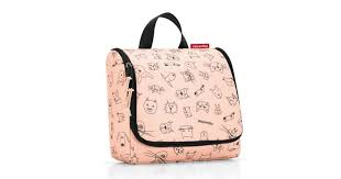 <b>Reisenthel</b> Toiletbag - <b>Cats and Dogs</b> Rose - Compare Prices ...