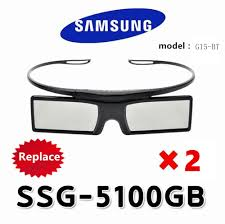 replacement tdg bt500a 400a ssg 5100gb active 3d glasses for sony samsung tv