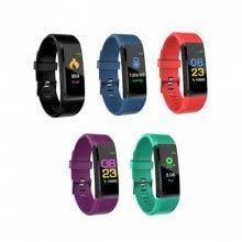 <b>ID115 Plus 0.96 inch</b> Smart Bracelet #smartwatches #smartwatch ...