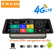 <b>TAVIN Car</b> Dvr 4 Lens <b>Cameras</b> 4G ADAS <b>Car</b> dvr Android GPS ...