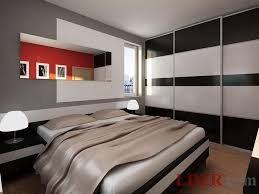 bedroom design idea: excellent small modern bedroom design ideas nice design