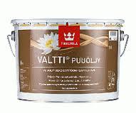 <b>Масло</b> для дерева Tikkurila <b>Valtti</b> купить (0,9 л, 2,7 л, 9 л) в Москве ...