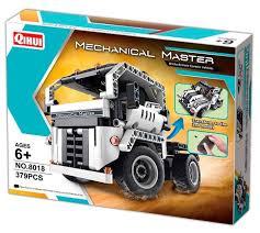 Электромеханический <b>конструктор QiHui Mechanical Master</b> 8018 ...