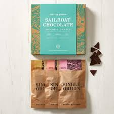 <b>Sailboat</b> Chocolate, 180g - Fortnum & Mason