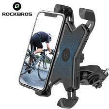 ROCKBROS <b>Bike Phone Holder</b> Universal <b>Bike Phone Stand</b> ...