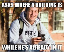 Don't Be a Freshman: Things I Wish I Knew My First Year of College ... via Relatably.com