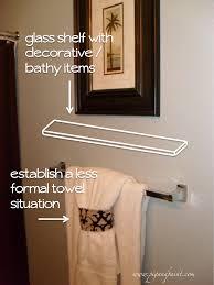guest bathroom towels:  guest bath towels  plan  guest bath towels