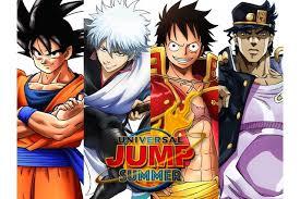 A Trip To Universal Studios <b>Japan</b>: Jump Summer 2017 | blorg