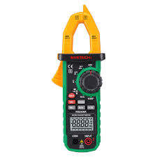 <b>Mastech</b> MS2109A Auto Range <b>Digital</b> AC DC Current <b>Clamp Meter</b> ...