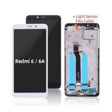 Original Xiaomi Redmi <b>6</b> / Redmi 6A Touch LCD Screen With Frame ...