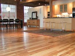 Wood Floor Kitchen Room To Dance Hickory Wood Hickory Hardwood Flooring Modern