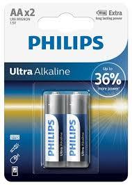 <b>Батарейка Philips</b> Ultra Alkaline <b>AA</b> — купить по выгодной цене на ...