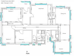 Bedroom House Plans Sample House Plans Drawings  house drawings