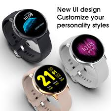 S20 round <b>screen 1.4 inch</b> full HD waterproof smart watch can ...