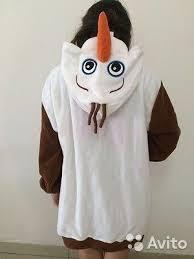 <b>Кигуруми Снеговик</b> Олаф, Худи, куртка флисовая унисекс в ...