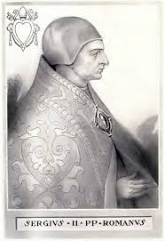 Pope Sergius II
