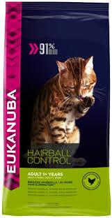<b>Eukanuba Adult Hairball</b> Relief Formula