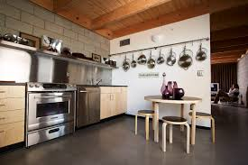 kitchen island pots pans storage ideas