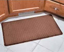 padded kitchen rugs picture inspiration gel mats comfortchef cushioned kitchen mats have gel mat feel at half