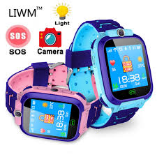 Antil lost Kids <b>Smart Watch</b> children SOS Waterproof <b>Baby</b> 2G SIM ...