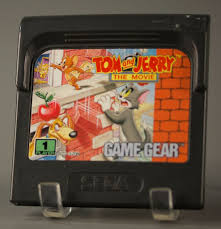 Handheld video game:Sega Game Gear <b>Tom and Jerry</b>: The Movie ...