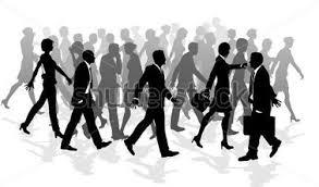 Resultado de imagen para personas caminando