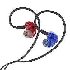 <b>Внутриканальные наушники FiiO FA1</b> Blue/Red
