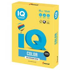 <b>IQ Color</b> Бумага цветная Интенсив А4 100 листов - Акушерство.Ru