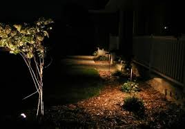 area lighting of flower bed with tree by natural reflectiions llc green outdoor lighting area lighting flower bed
