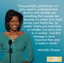 Michelle Obama Famous Quotes And Sayings. QuotesGram via Relatably.com