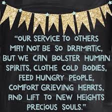 Lds Prophet Quotes On Service. QuotesGram