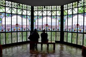 art nouveau palace in salamanca