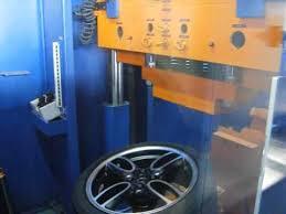 Тест на удар (спица) - колесные литые диски на Mini (Мини).<b>WSP</b> ...
