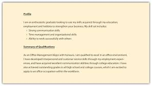 profile statement for resume examples good examples of cv profiles how to write a profile for a resume how to write a great profile writing your