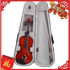 Ready Stock  <b>4/4</b> High Grade <b>Handmade</b> Acoustic Violin Fiddle With ...