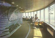 "Moscow. <b>Ostankino</b> Tower. Restaurant ""Seventh Heaven"". 1987 ..."