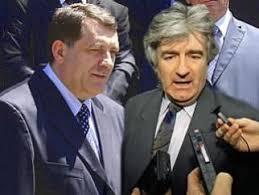 Image result for milorad dodik i radovan karadzic foto
