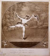 the origins of ballet victoria and albert museum print of e vestris engraving and aquatint late 18th century museum no e 4966 1968
